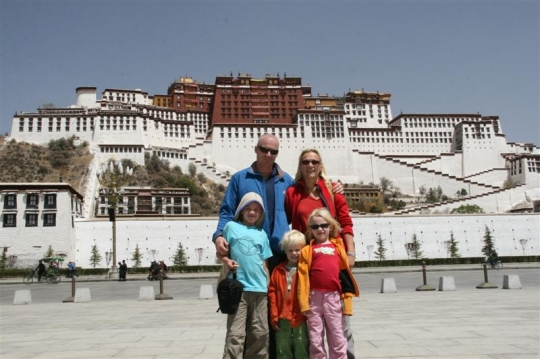 Voor Potala Palace